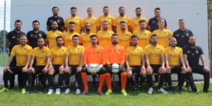 Türkiyemspor 1. Mannschaft